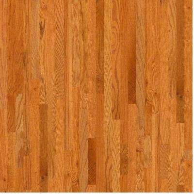 Take Home Sample - Woodale II Butterscotch Solid Hardwood Flooring - 2-1/4 in. x 8 in.