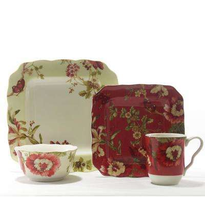 Lutece 16-Piece Dinnerware Set