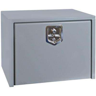 Primed Steel Underbody Truck Box with T-Handle Latch, 18 in. x 18 in. x 24 in.