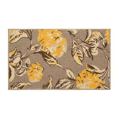 Yellow - 5 X 8 - Outdoor Rugs - Rugs - The Home Depot
