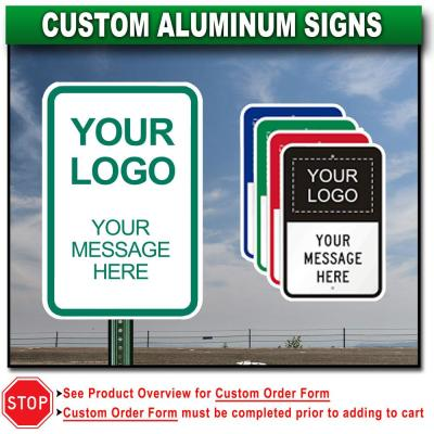 "Custom Made Mileage Sign 18/""x4/"" Aluminum Made in USA NOT Vinyl"