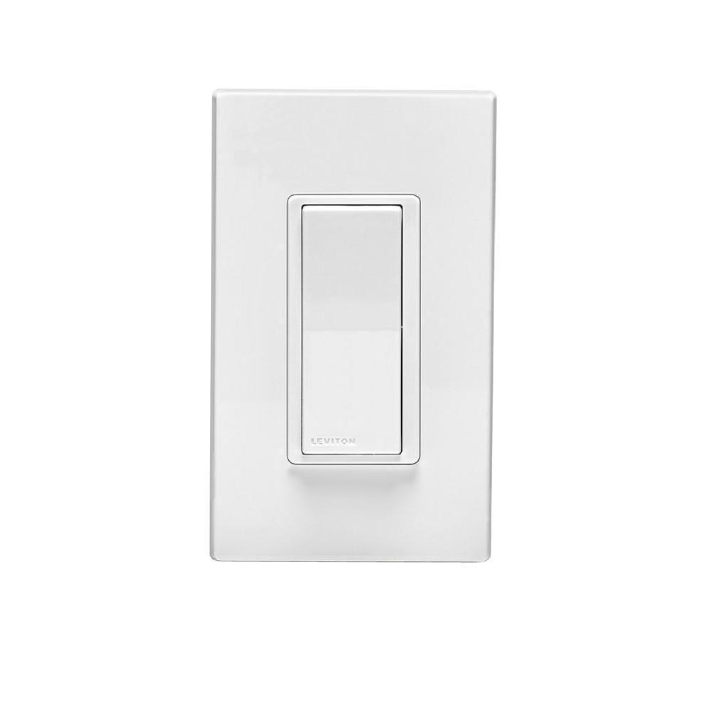 Leviton 120 volt decora digital coordinating switch remote for Decora light switches