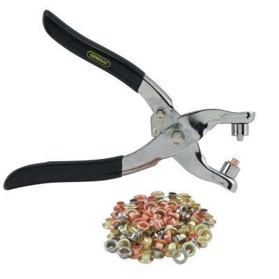 Eyelet Setting Pliers (100-Piece)