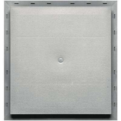 15.5 in. x 16.5 in. #030 Paintable Meter Mounting Block