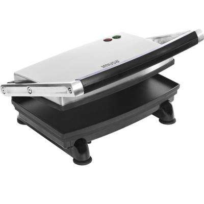 1000-Watt Non-stick Panini Press
