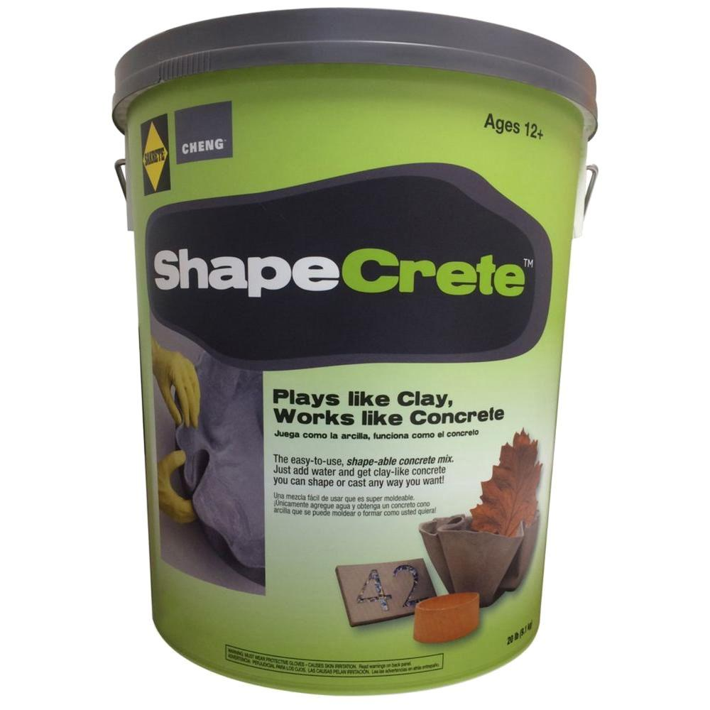 SAKRETE ShapeCrete 20 lb. Shape-able Concrete Mix