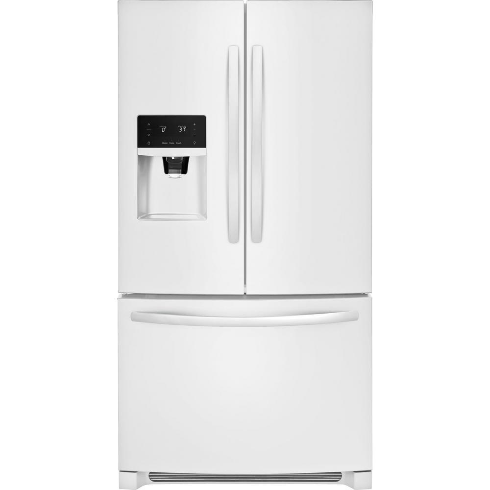 26.8 cu. ft. French Door Refrigerator in Pearl