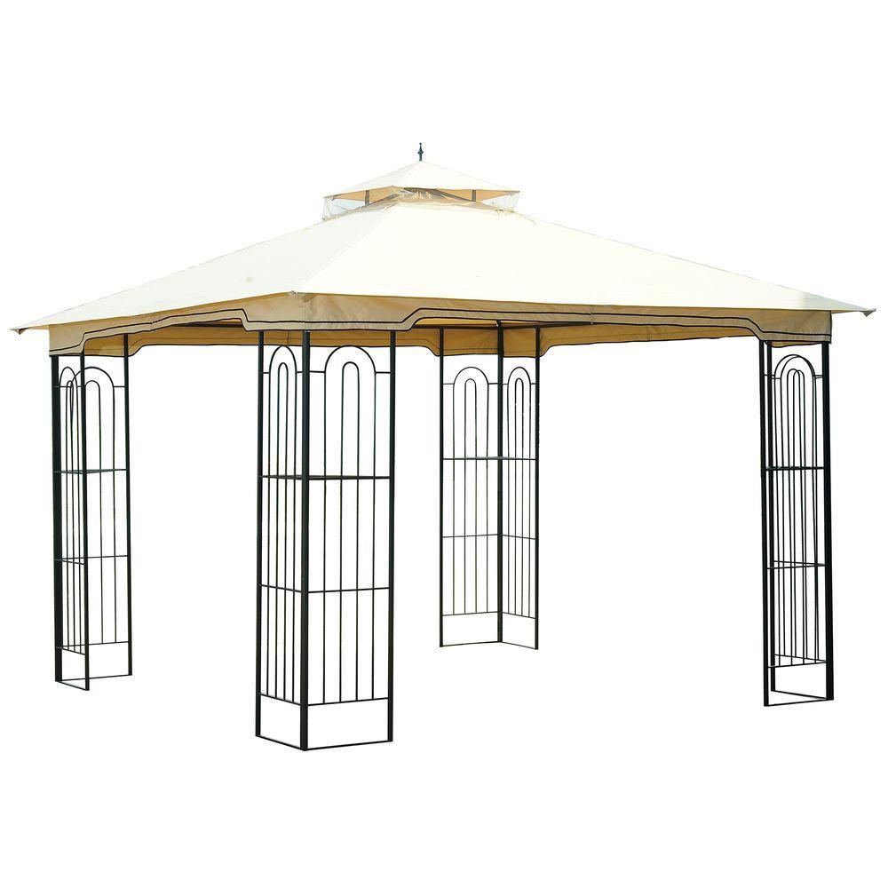 Patio Gazebo/Canopy - The Home Depot