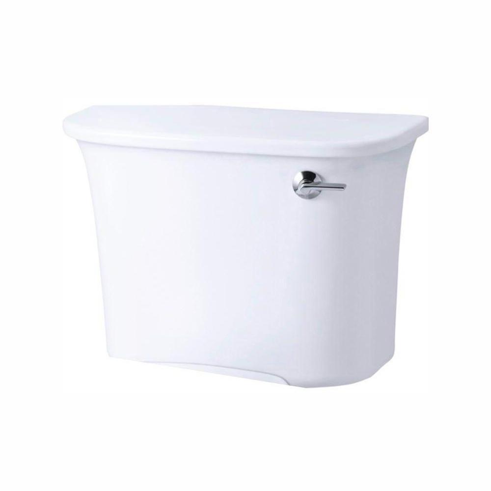 STERLING Stinson 1.28 GPF Single Flush Toilet Tank Only in White