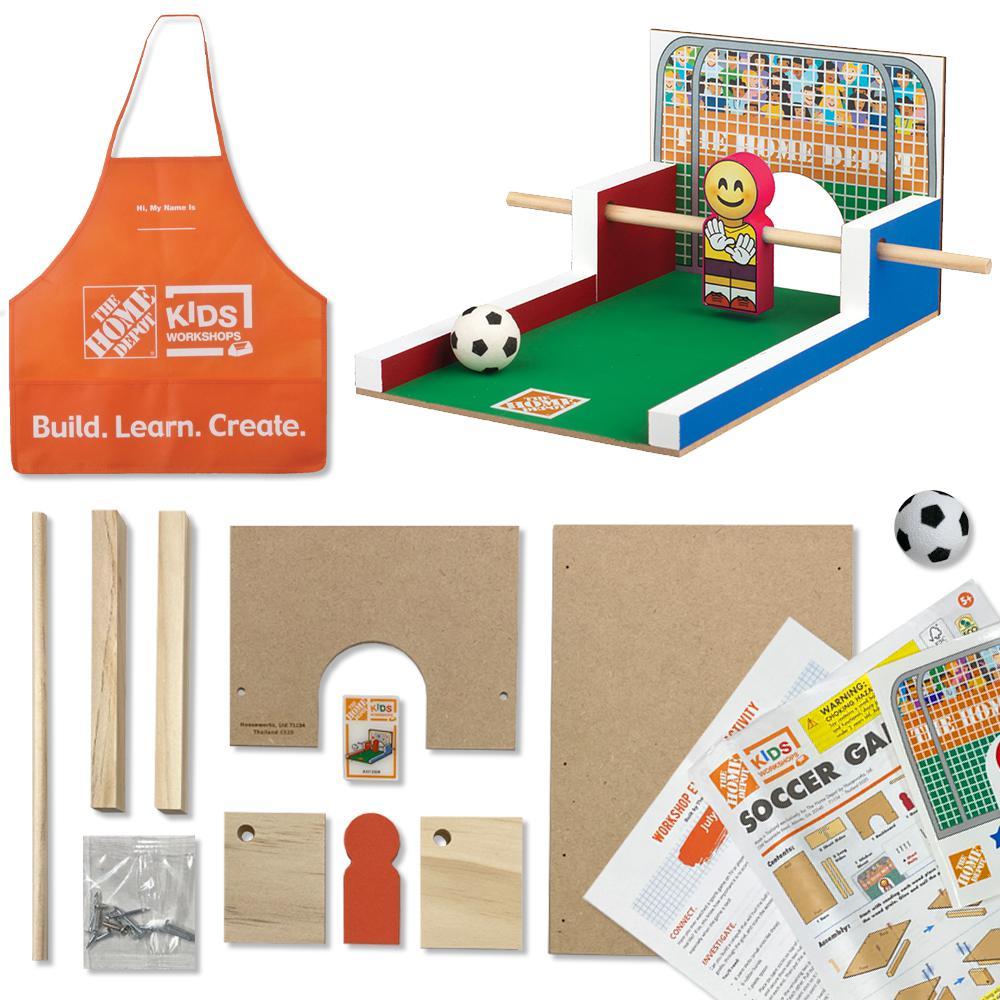 Bộ công cụ hội thảo dành cho trẻ em - Dự án Woodshop
