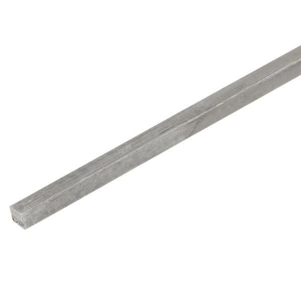 "1/"" x 3/"" x 48/"" Grade A36 Hot Rolled Steel Flat Bar"