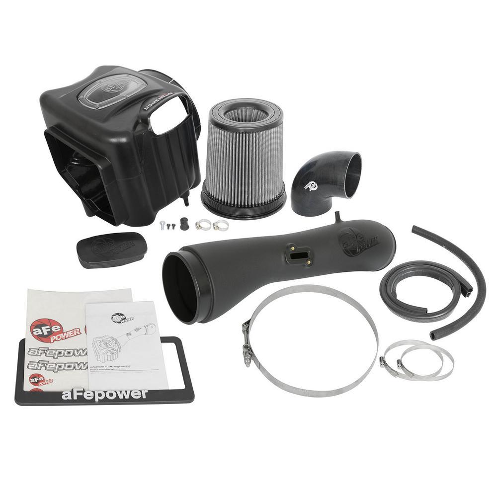 Momentum GT Air Intake System for GM Silverado HD/Sierra HD 16-17 V8-6.0L with Mechanical Fan