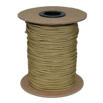 #3 in 3/32 in. Sidewall 300 ft. in Green/Gold