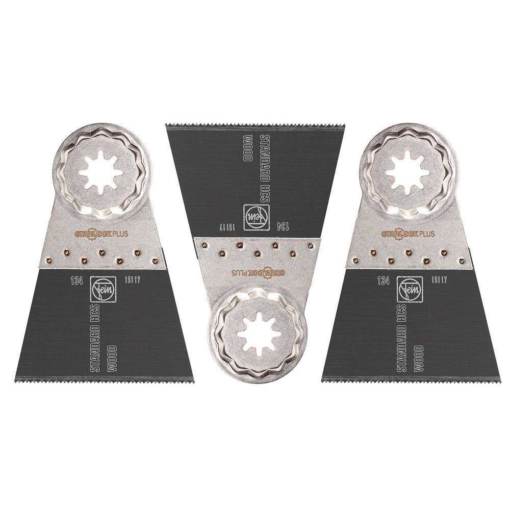 Fein 2-9/16 in. E-Cut Standard Saw Blade Starlock Plus (3...