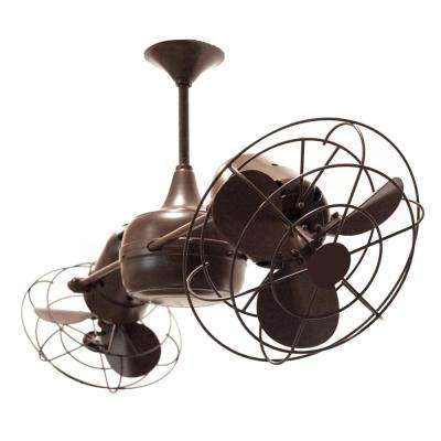 Westergate 39 in. 6-Blade Bronze Ceiling Fan