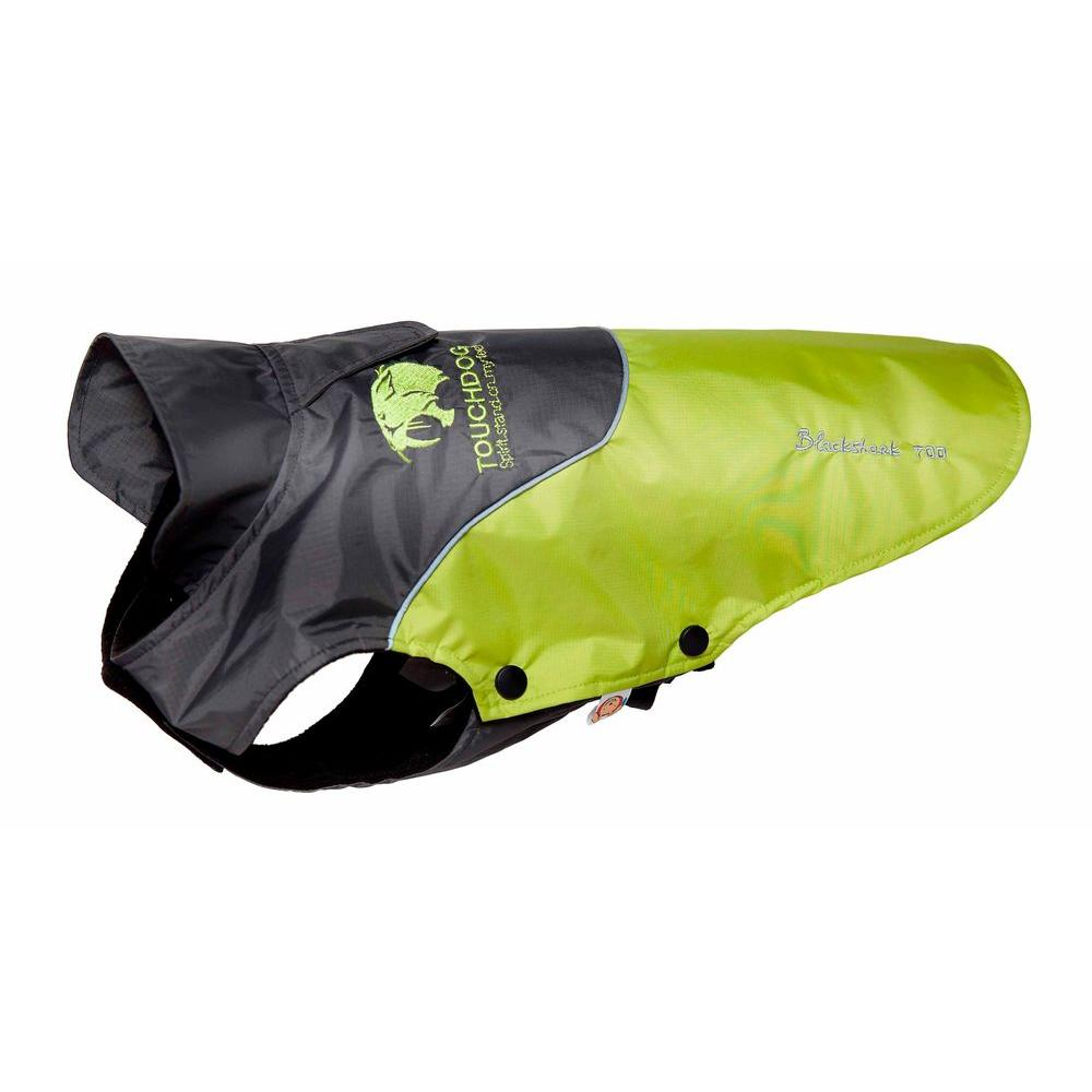 Touchdog Small Olive Green And Black Subzero Storm