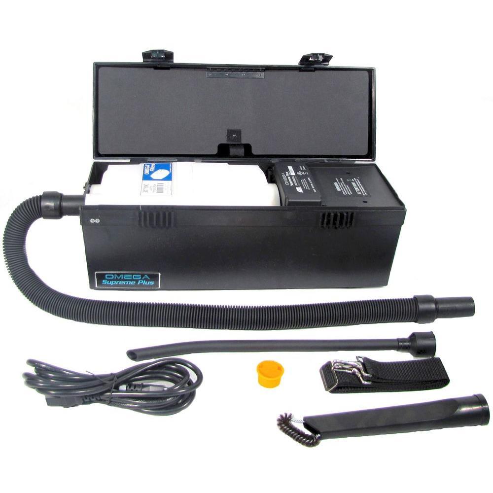 ATRIX International Omega Supreme Canister Vacuum Cleaner...