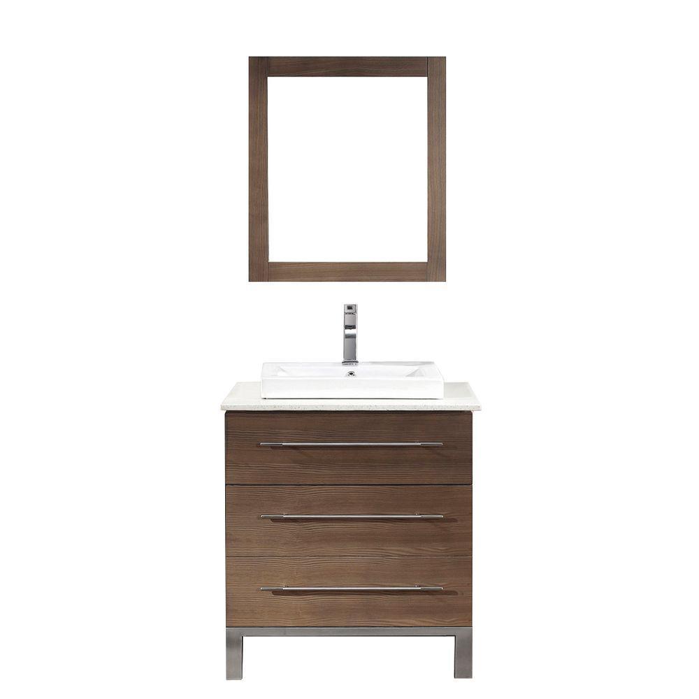 26-28 in. - Bathroom Vanities - Bath - The Home Depot