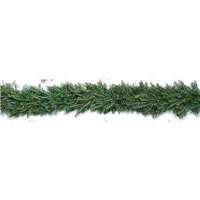 20 ft. Fresh Evergreen Fraser Fir Christmas Garland (Live)