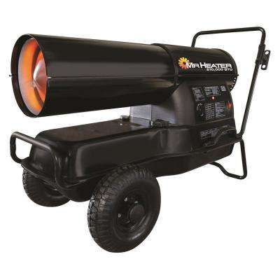 210,000 BTU Forced Air Kerosene Heater