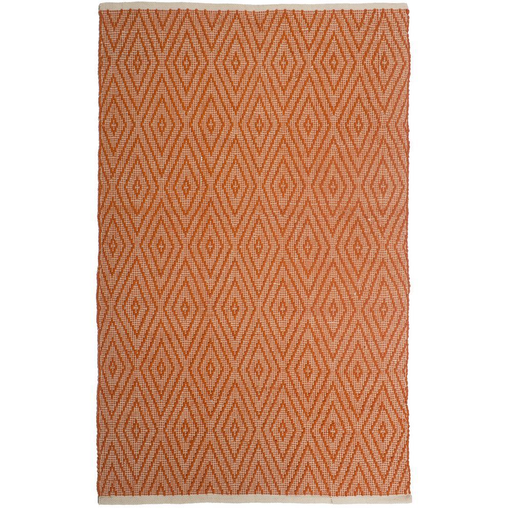 Windsor - Indoor/ Outdoor Orange (2 ft. x 3 ft. ) - PET Area Rug