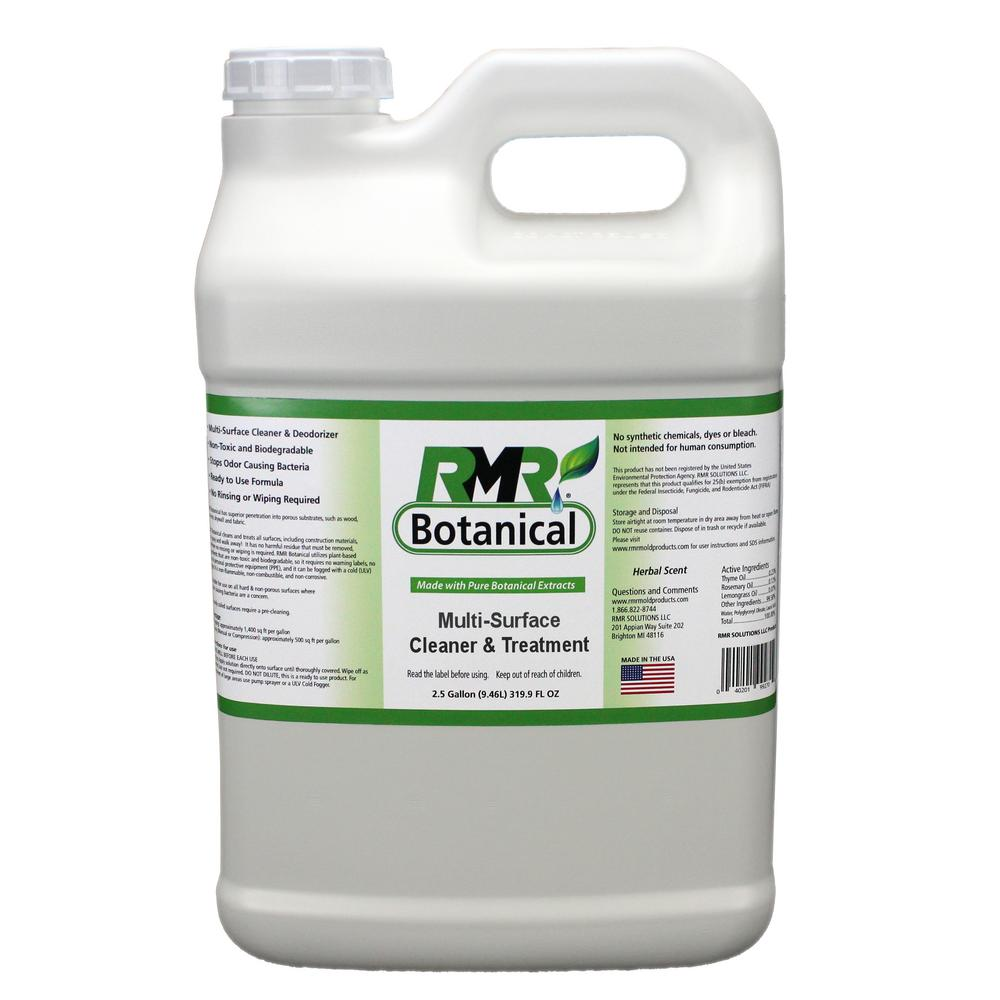 2.5 Gal. RMR Botanical Cleaner and Treatment Spray