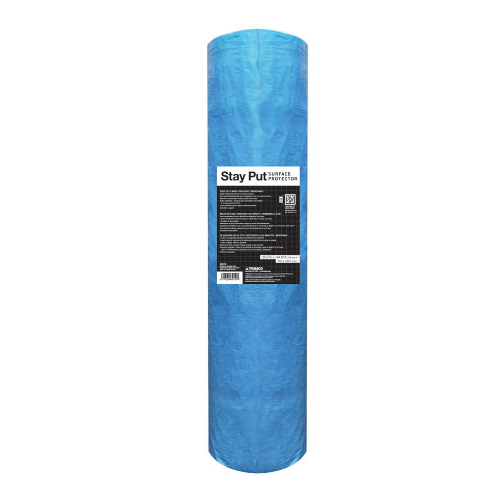 Stay Put 3.2 ft. x 164.04 ft. Stay Put Surface Protector