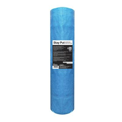 3.2 ft. x 164.04 ft. Stay Put Surface Protector