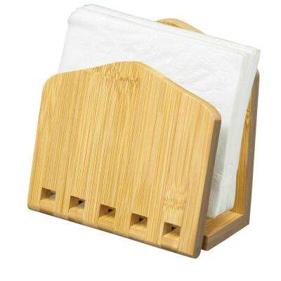 Bamboo Expandable Napkin Holder
