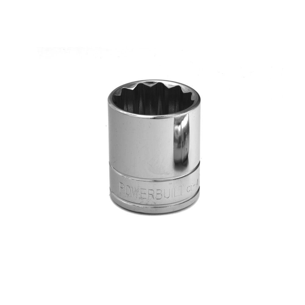 1/2 in. Drive 35 mm 12-Point Standard Socket