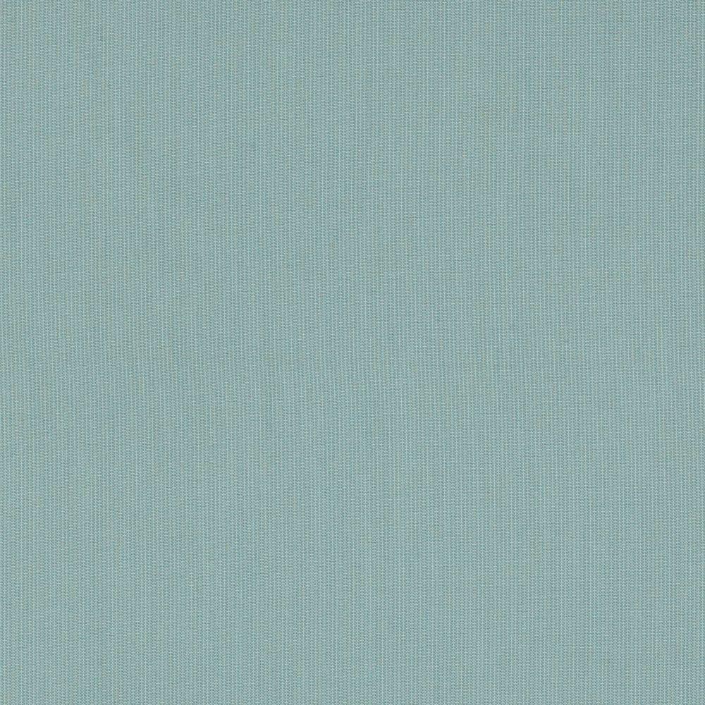 Hampton Bay Woodbury Sunbrella Spectrum Mist Patio Ottoman