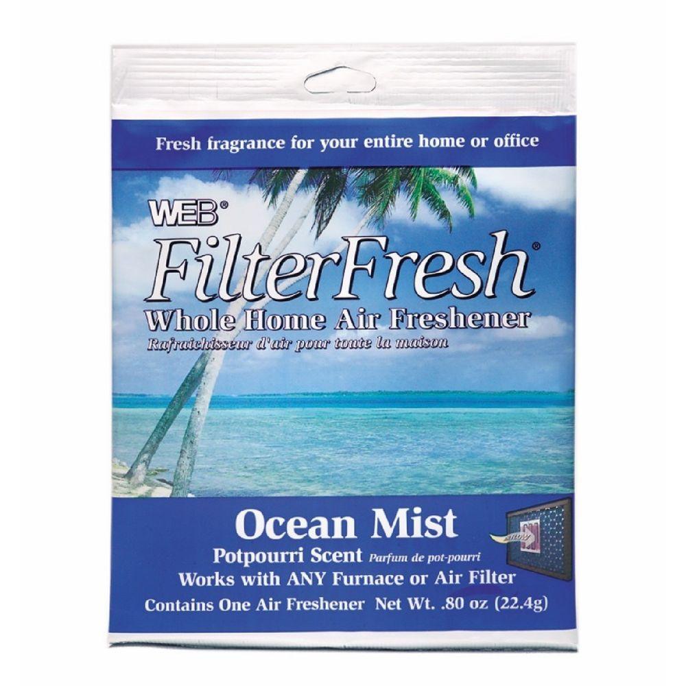 Attractive Web Filter Fresh Ocean Mist Whole Home Air Freshener