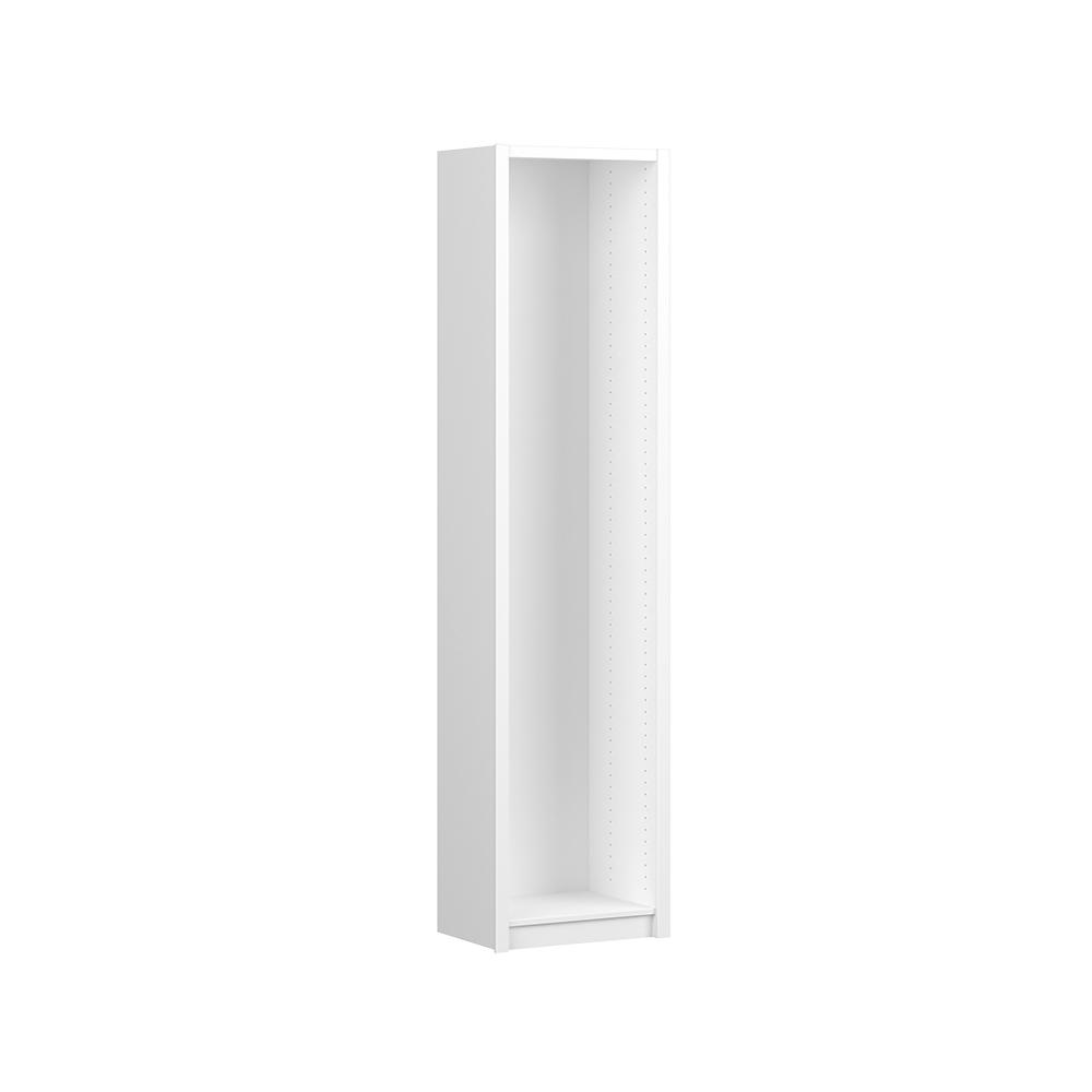 Easentials 15 in. D x 21 in. W x 84 in.