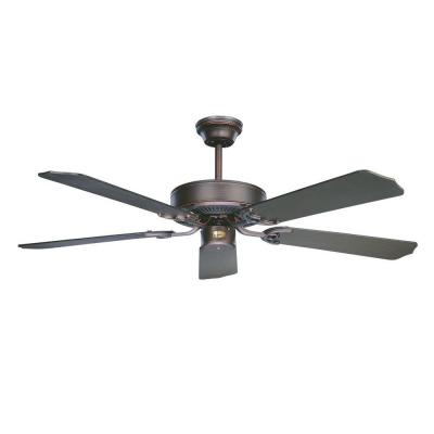 Calli 52 in. Oil Rubbed Bronze Ceiling Fan with 5 Blades