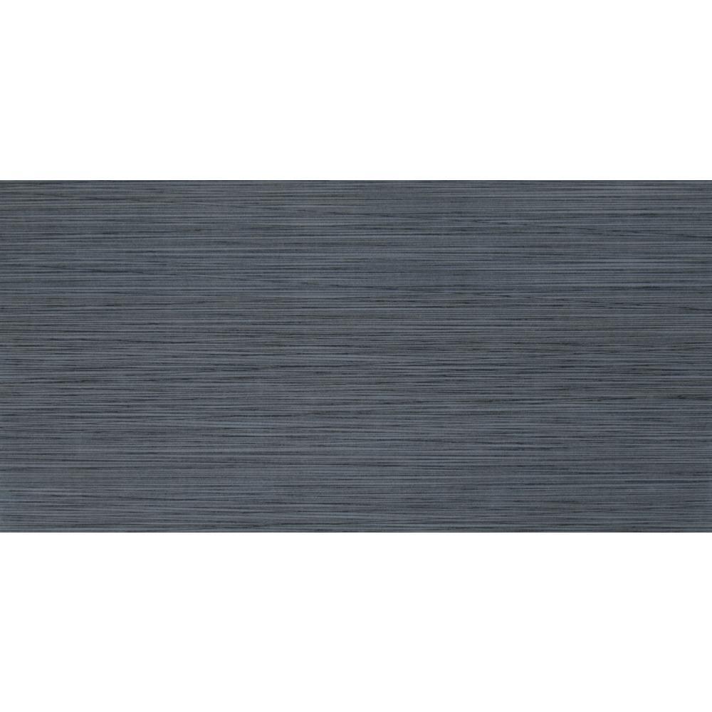 Bergamo Gris 12 in. x 24 in. Glazed Ceramic Floor and Wall Tile (16 sq. ft. / case)