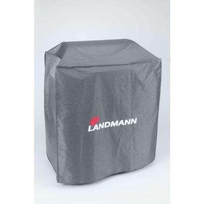57 in. Premium Polyester Grill Cover