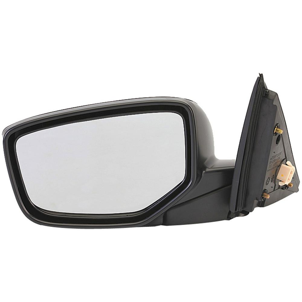 Dorman 955-031 Passenger Side Power Door Mirror Folding for Select Ford Models Black Heated