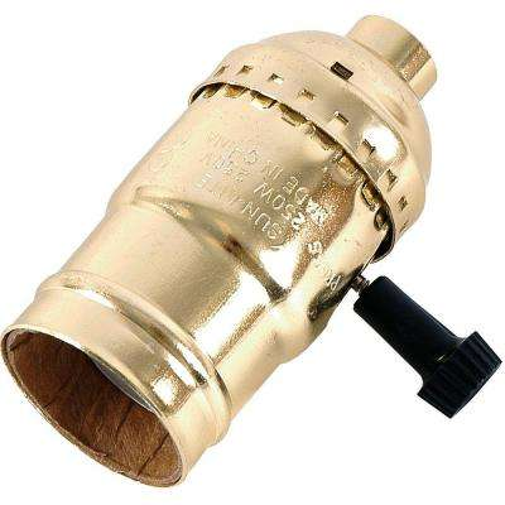 3-Way Lamp Socket