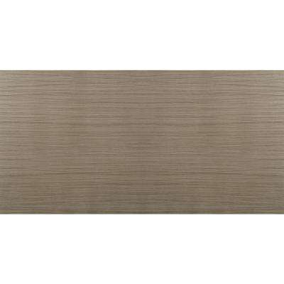 Thread Olive Matte 11.81 in. x 23.62 in. Porcelain Floor and Wall Tile (15.504 sq. ft. / case)