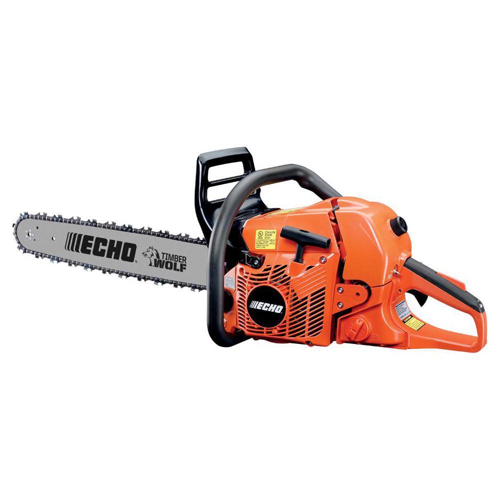 ECHO 18 in  40 2 cc Gas 2-Stroke Cycle Chainsaw-CS-400-18