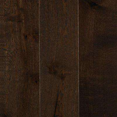 Elegant Home Barwood Oak 9/16 in. x 7-4/9 in. Wide x Varying Length Engineered Hardwood Flooring (22.32 sq. ft. / case)