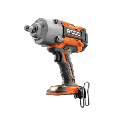 18-Volt OCTANE Cordless Brushless 1/2 in. High Torque 6-Mode Impact Wrench (Tool-Only) with Belt Clip