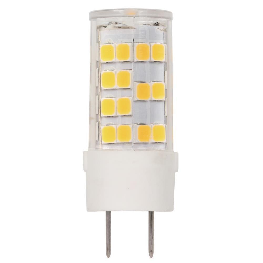 35-Watt Equivalent G8 Dimmable LED Light Bulb Bright White