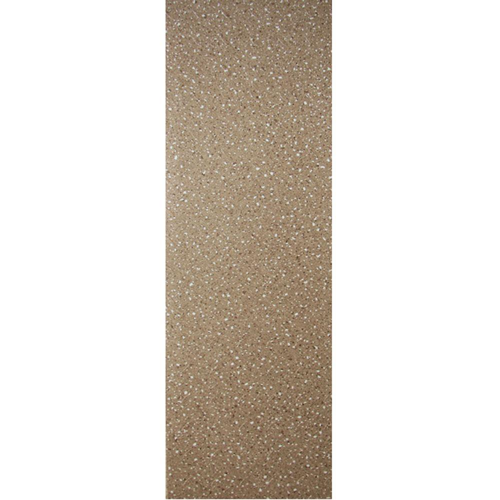 TrafficMASTER Allure Commercial 12 in. x 36 in. Confetti Coffee Vinyl Flooring (24 sq. ft. / case)