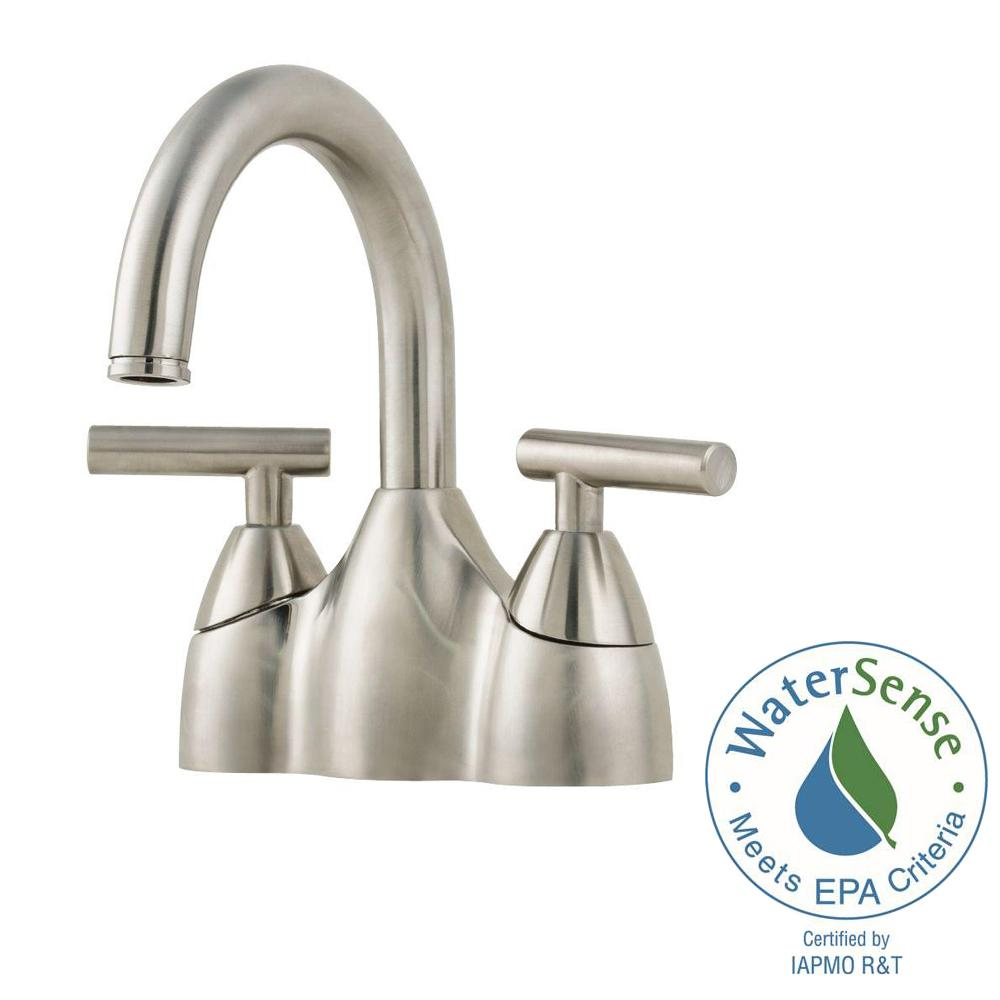 Price Pfister Kitchen Faucet Contempra Brushed Nickel