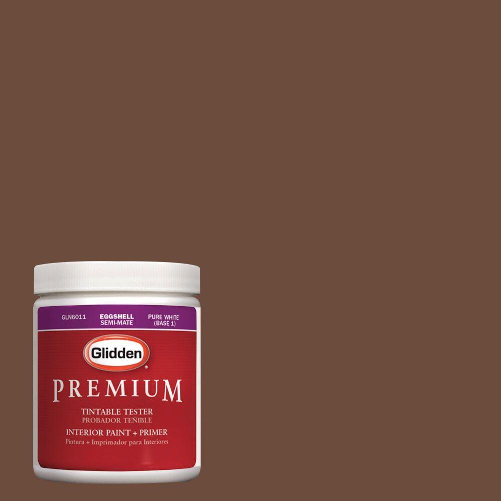 #HDGO26D Bronze Amulet Latex Interior Paint Sample With Primer
