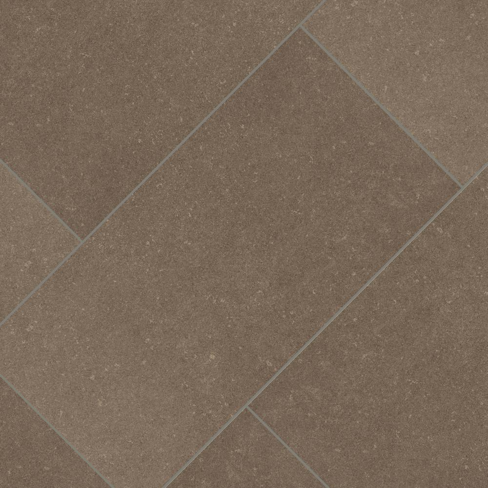 Msi Beton Concrete 12 In X 24 In Matte Porcelain Floor And Wall Tile 16 Sq Ft Case Nbetconc1224 The Home Depot