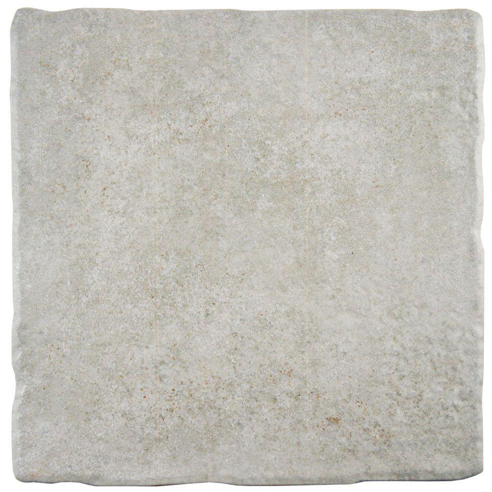 Costa Cendra 7-3/4 in. x 7-3/4 in. Ceramic Floor and Wall
