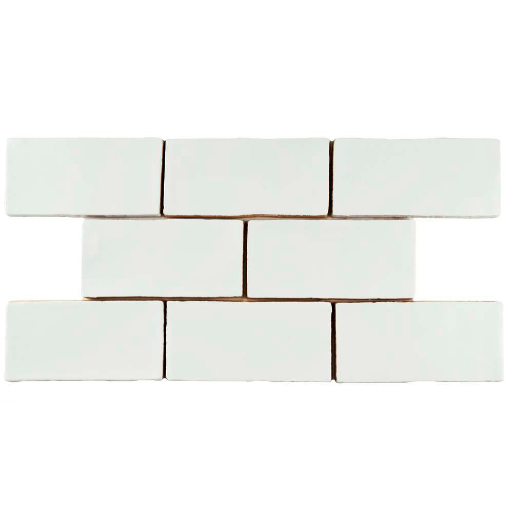 Merola tile chester matte bianco 3 in x 6 in ceramic wall tile 1 merola tile chester matte bianco 3 in x 6 in ceramic wall tile dailygadgetfo Gallery