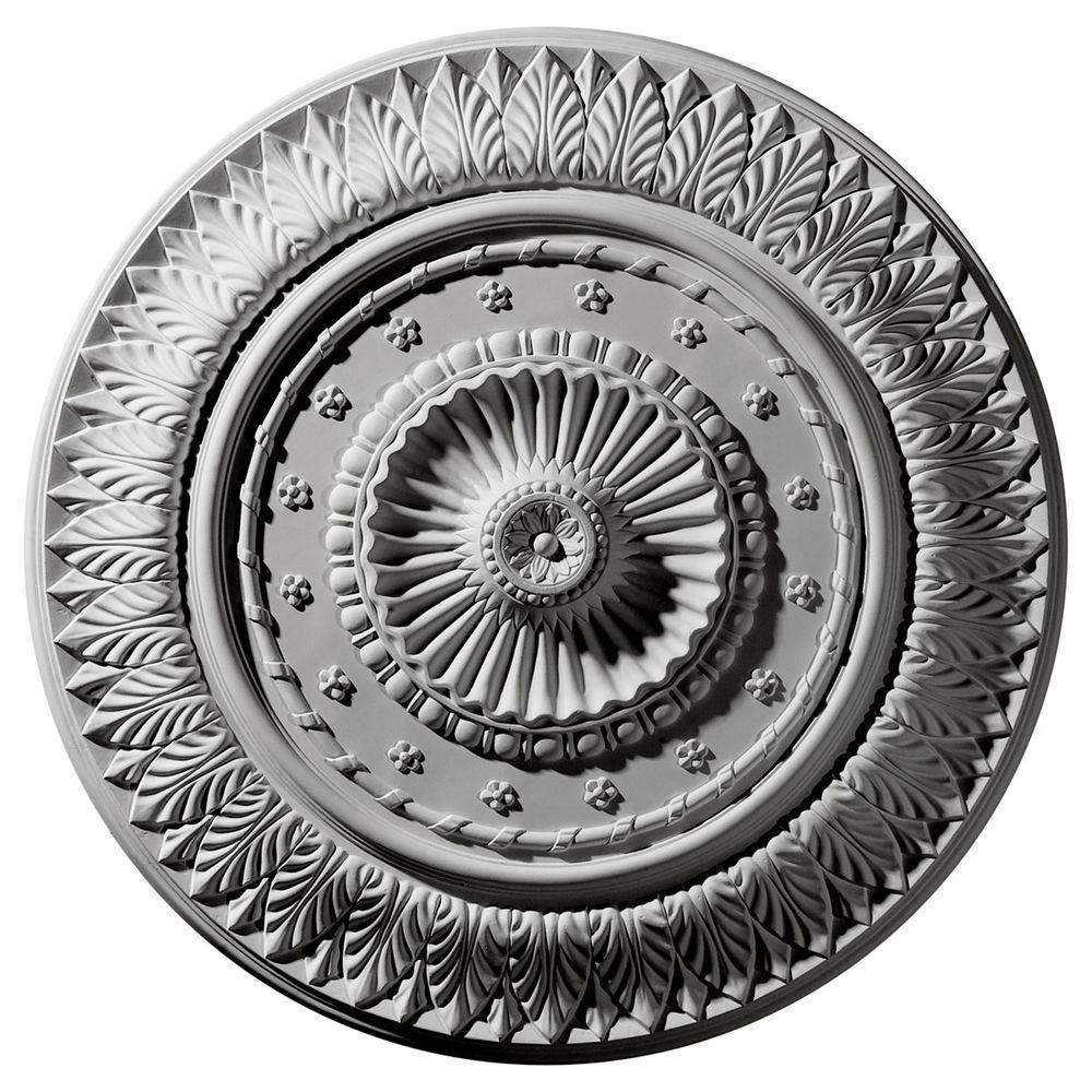 Ekena 26-3/8 in. Verona Ceiling Medallion-DISCONTINUED